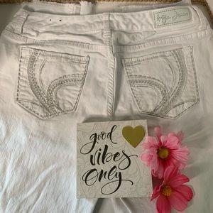 Ariya White Jeans